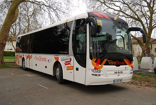bus transgironde