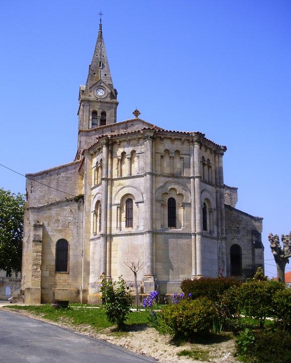 Eglise Notre-Dame de VALEYRAC 1
