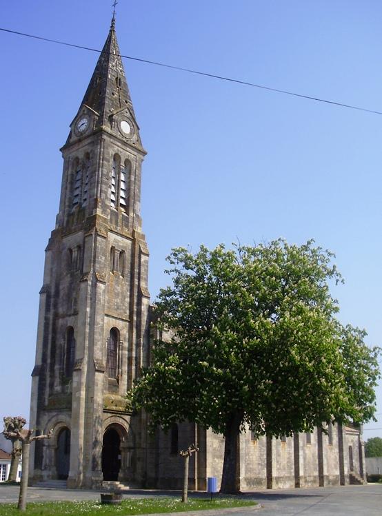 Eglise Notre-Dame de VALEYRAC 2